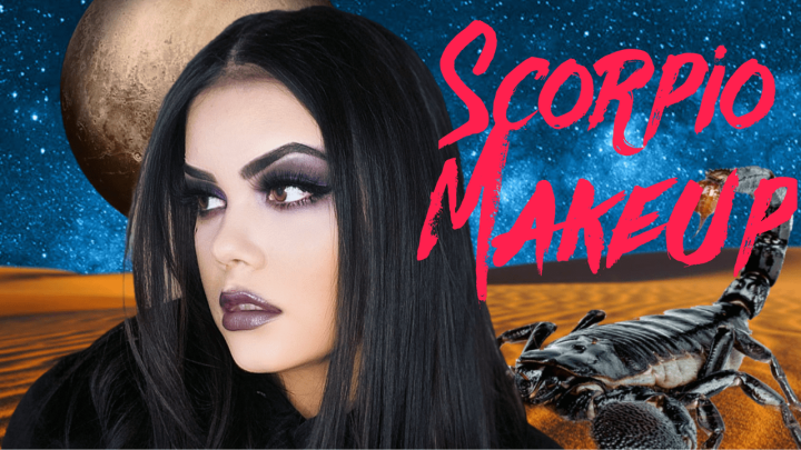 Scorpio Makeup | Do Makeup With Me! ~ Byte Aligners, E-Girls, and Being Vindictive