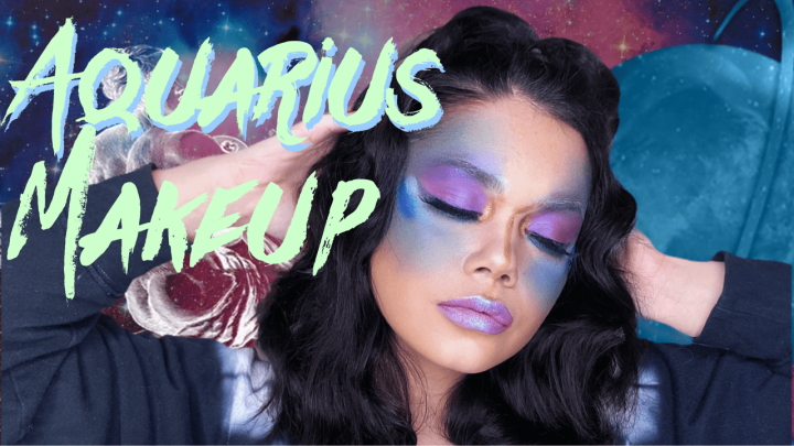 Aquarius Makeup | Do Makeup With Me! ~ Self Sabotage, Rooting for the Underdog, and Being Awkward